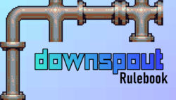 Downspout rulebook title