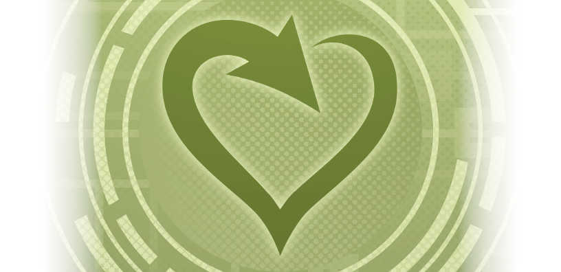 Fabricators icon indicating the Recycle action