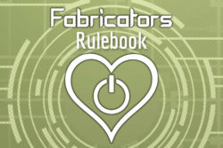 Fabricators rulebook title