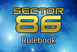 Sector 86 rulebook title