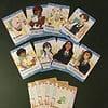 Café Romantica Manager and starter cards