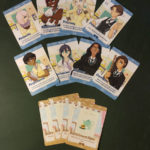 Café Romantica Manager and starter cards