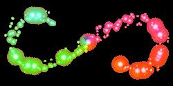 A swirl